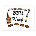 Rey del Bbq Postales
