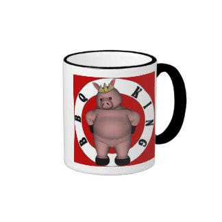 Rey del Bbq Taza De Café