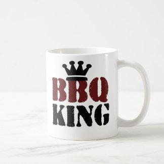 Rey del Bbq Taza Clásica