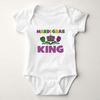 Rey del carnaval body para bebé