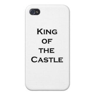 rey del castillo iPhone 4 fundas