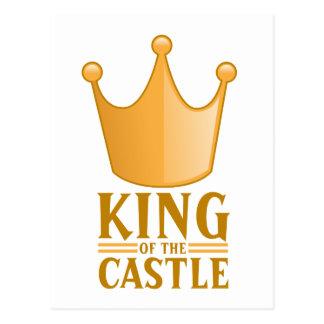 Rey del castillo postal