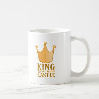 Rey del castillo taza