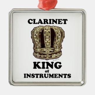 Rey del Clarinet de instrumentos