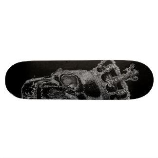 Rey del cráneo patines personalizados