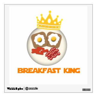 Rey del desayuno vinilo