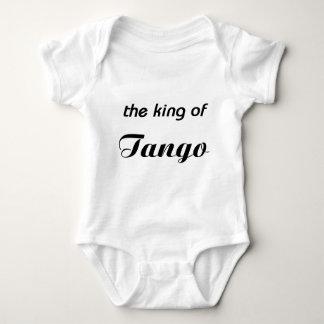 ¡Rey del diseño del tango! Body Para Bebé