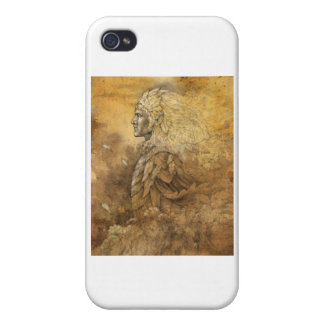 Rey del duende iPhone 4/4S carcasa