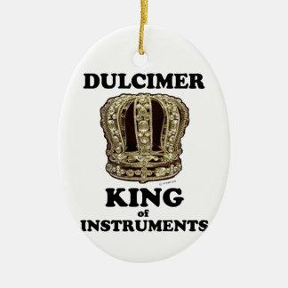 Rey del Dulcimer de instrumentos
