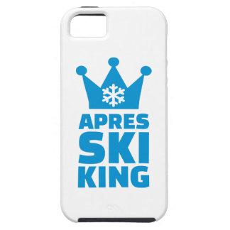 Rey del esquí de Apres Funda Para iPhone SE/5/5s