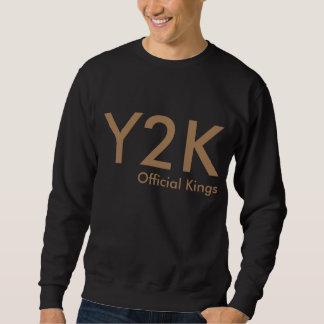 Rey del funcionario de Y2K Sudadera