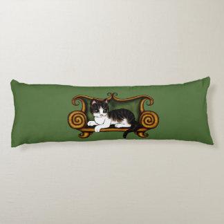 Rey del gato cojin cama