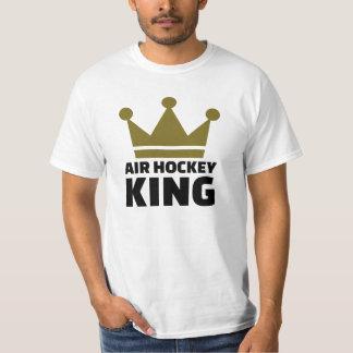 Rey del hockey del aire polera