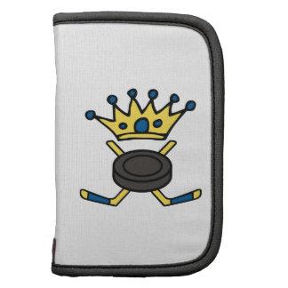 Rey del hockey organizador