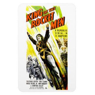 Rey del imán de los hombres de Rocket