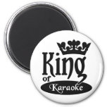 Rey del imán del Karaoke