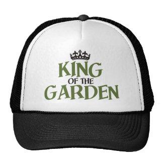 Rey del jardín gorra