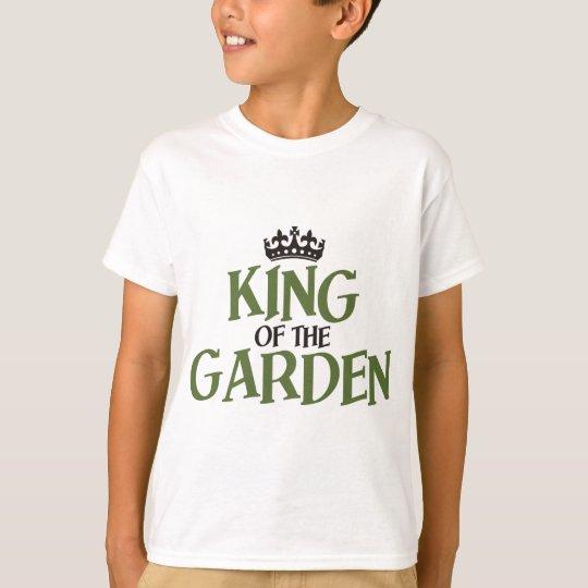 Rey del jardín playera