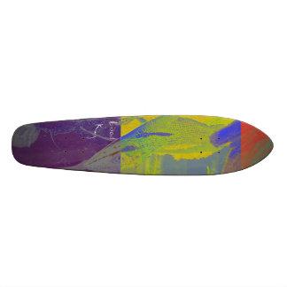 Rey del lagarto patines personalizados