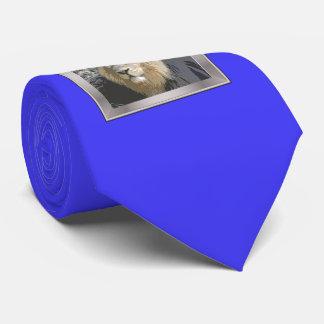rey del león corbata personalizada