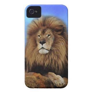 Rey del león iPhone 4 cárcasa