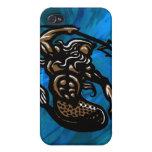 Rey del mar iPhone 4 carcasas