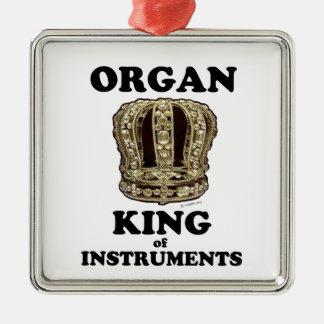 Rey del órgano de instrumentos