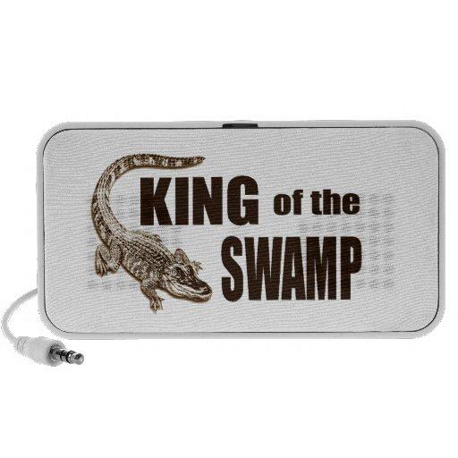 Rey del pantano - cazador del cocodrilo altavoces