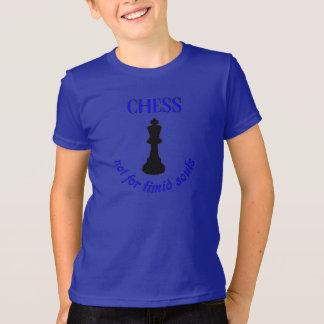 Rey del pedazo de ajedrez - refrán divertido - camisas