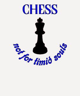 Rey del pedazo de ajedrez - refrán divertido - remeras