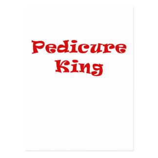 Rey del Pedicure Postales
