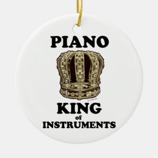 Rey del piano de instrumentos