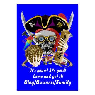 Rey del pirata de reyes Lafitte Important View Plantillas De Tarjetas Personales