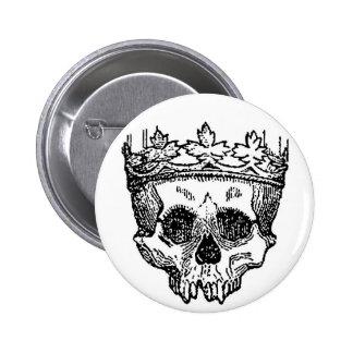 Rey del pirata pin