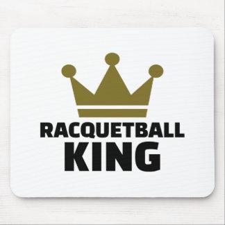 Rey del Racquetball Alfombrillas De Ratones