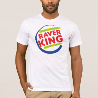 Rey del Raver Playera