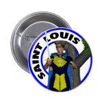 Rey del Saint Louis IX de Francia Pin