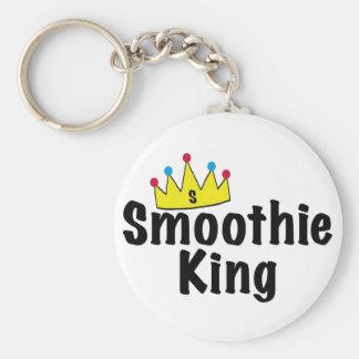 Rey del Smoothie Llavero Personalizado