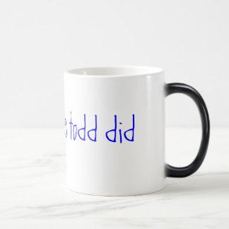 rey del sofá todd hicimos tazas de café