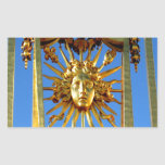 rey del sol de Louis xiv Rectangular Altavoces