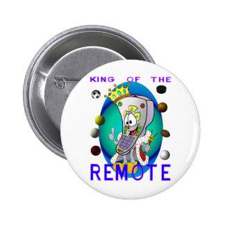 REY del TELECONTROL Pin Redondo 5 Cm
