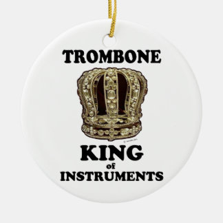 Rey del Trombone de instrumentos