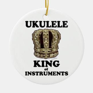 Rey del Ukulele de instrumentos