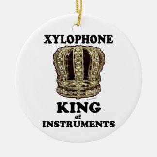 Rey del xilófono de instrumentos