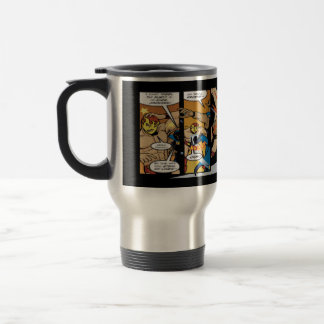 Rey Diablo: Rudo Glory Travel Mug