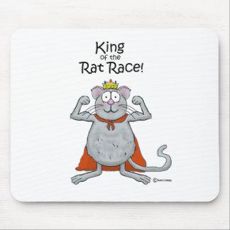 Rey divertido del día de Boss Boss del vorágine Tapetes De Ratones