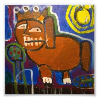 Rey Dog de Roberto y de Juan Fotografía