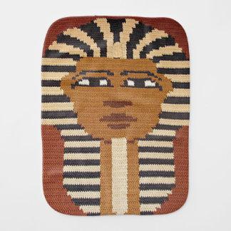 Rey egipcio antiguo Tut Brown Crochet del Pharaoh Paños Para Bebé