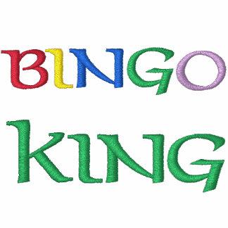 Rey Embroidered Shirt del bingo