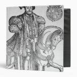 Rey Enrique VIII a caballo